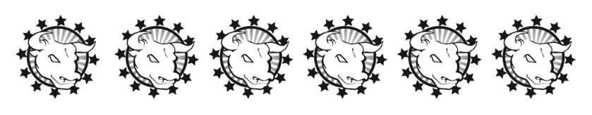 Bullocks Head Tavern logo starburst banner